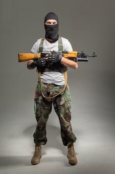 Anti terrorist