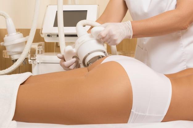 Anticellulite massage or figure correction procedure