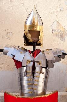 Antique armor