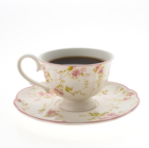 アンティークコーヒーカップ