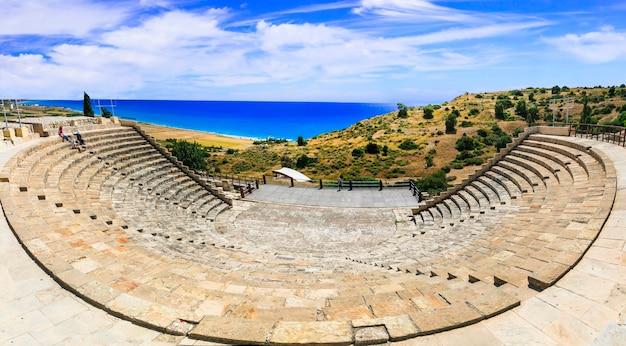 Античные исторические достопримечательности острова кипр