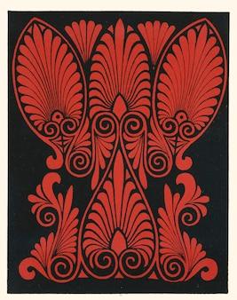 Античная иллюстрация грамматики орнамента Оуэна Джонса