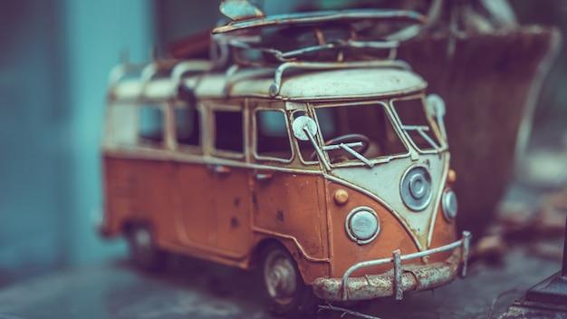 Antique van model