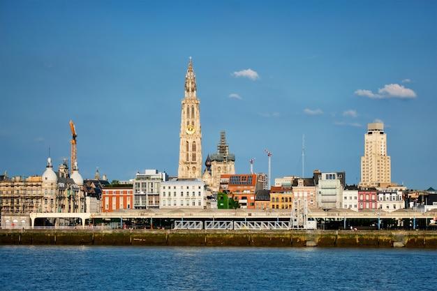 Антверпен вид бельгия