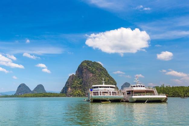 Национальный парк ао панг нга