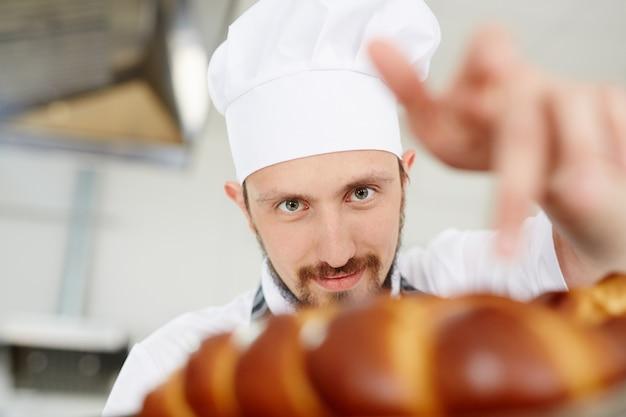 Appetizing bread