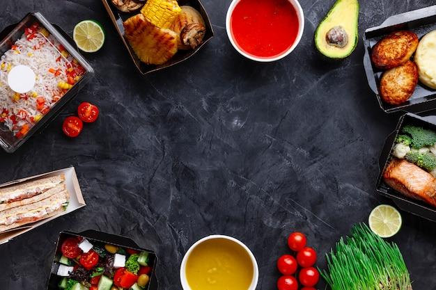企業パーティー向けの食欲をそそる食べ物