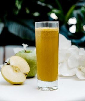 Apple fresh on the table