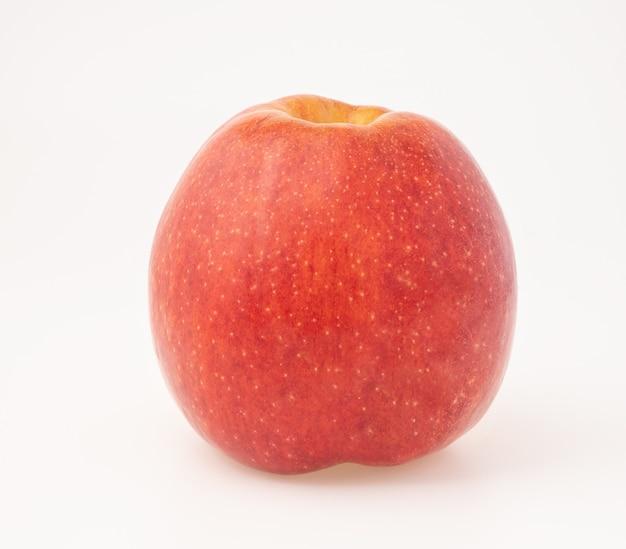 Apple fruit isolated on white