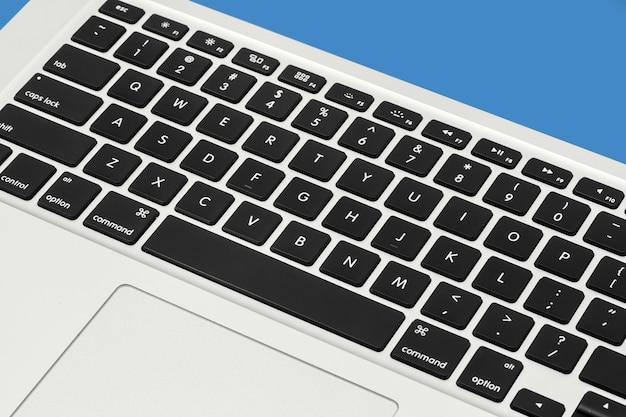 Apple macbook pro 실버 키보드