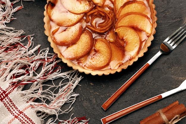 Яблочный пирог о