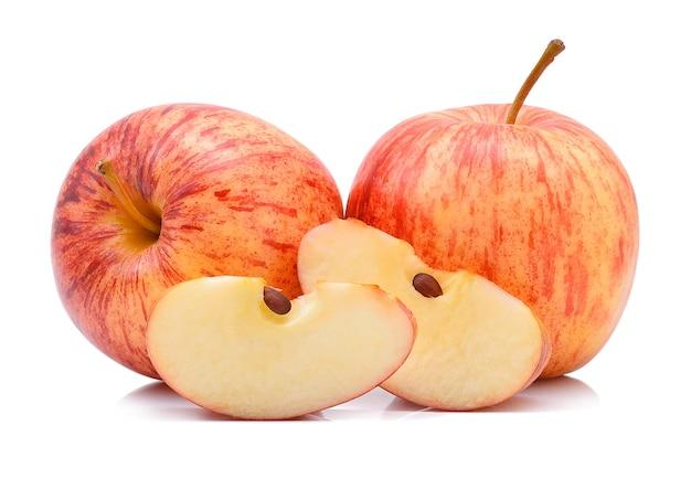 リンゴは分離します