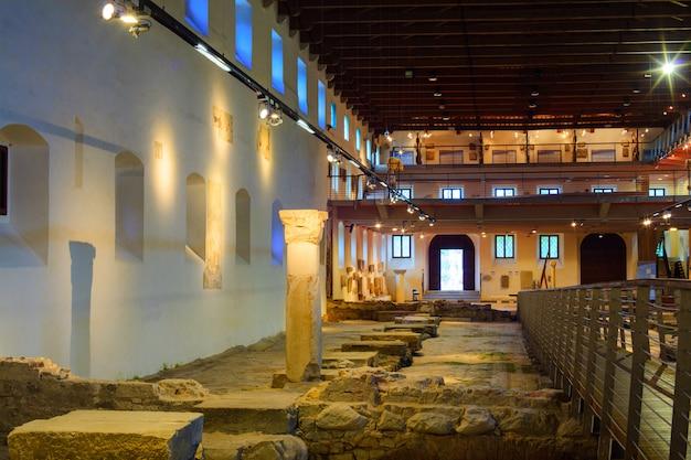 Aquileia national archaeological museum, aquileia