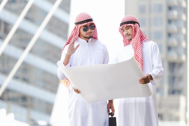 都市におけるアラブビジネスワークプラン
