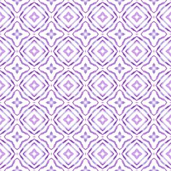 Arabesque hand drawn design. purple surprising boho chic summer design. textile ready fetching print, swimwear fabric, wallpaper, wrapping. oriental arabesque hand drawn border.