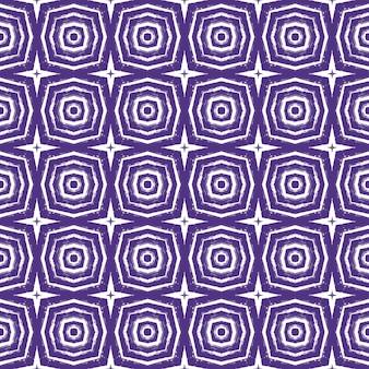 Арабески рисованной узор. фиолетовый симметричный фон калейдоскопа. восточный арабески рисованной дизайн. текстильный готовый очаровательный принт, ткань для купальников, обои, упаковка.