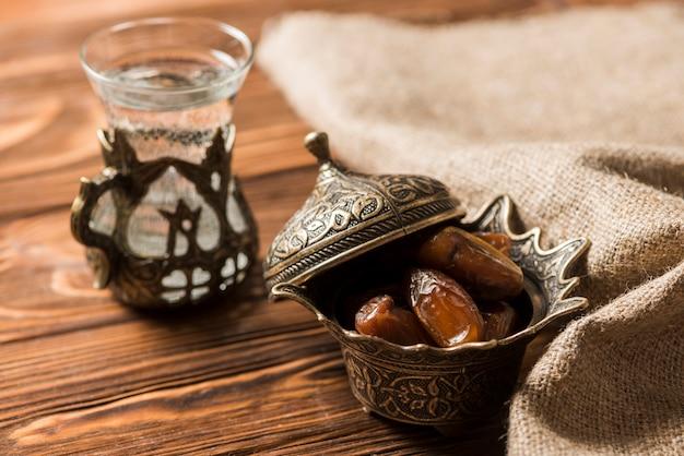 Арабская еда для ramadan