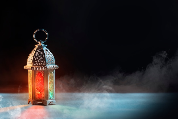 Arabic lamp with beautiful light