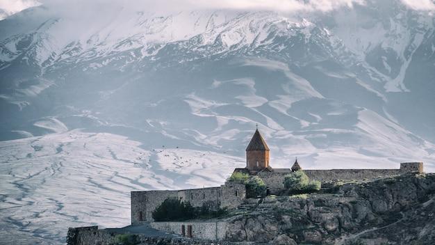 Гора арарат и хор вирап - армения
