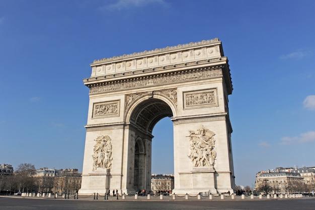 Arc旋門、パリ