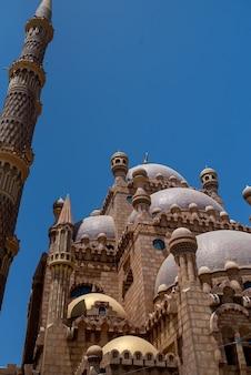 Archetecture elements of mosque