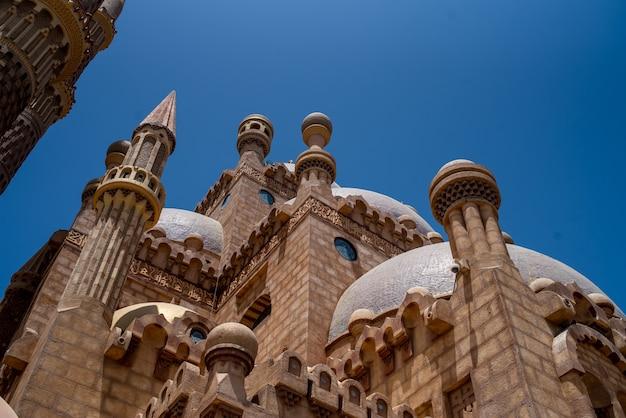 モスクの建築要素