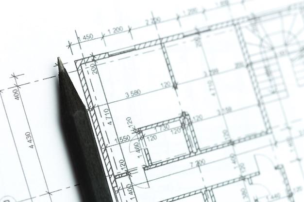 建築家は上面図を崇拝します。