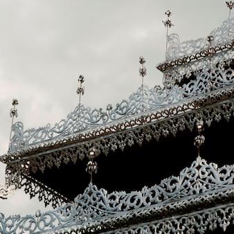建物の建築詳細、タイ