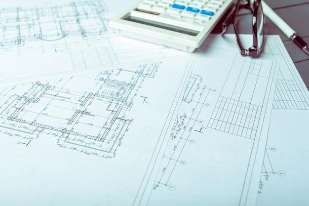 Архитектурные планы