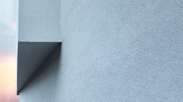 Struttura architettonica in città con copia spazio