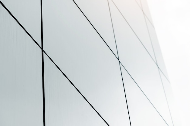 超高層ビルの建築抽象的な背景