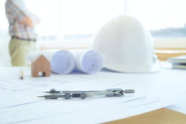 Архитектура и рабочий стол инженера.