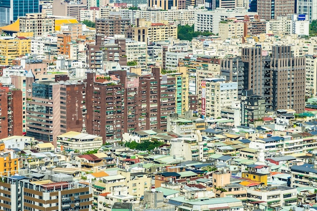 台湾の台北市における建築建築外装