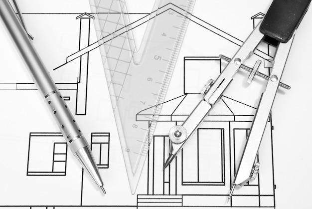 건축 개념.