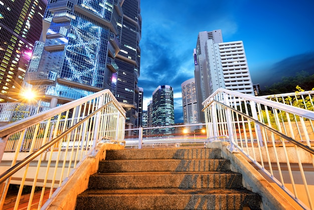 Architecture in hong kong