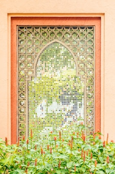 Architettura in stile marocco