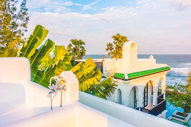 Architecture morocco style