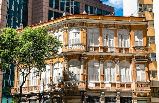 ブラジル、リオデジャネイロの建築