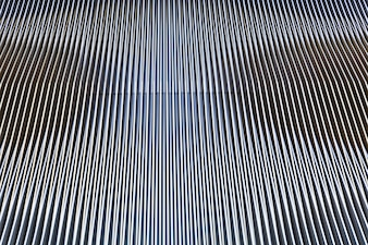 Architecture with abstract lines