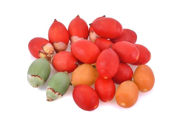 Изолят плодов ареки или бетеля