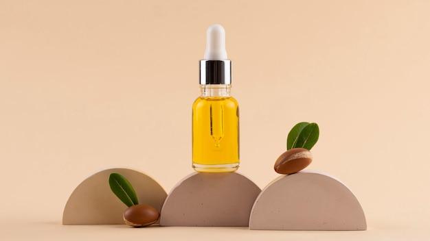 Аргановое масло в бутылке-капельнице