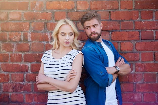 Спор между мужчиной и женщиной