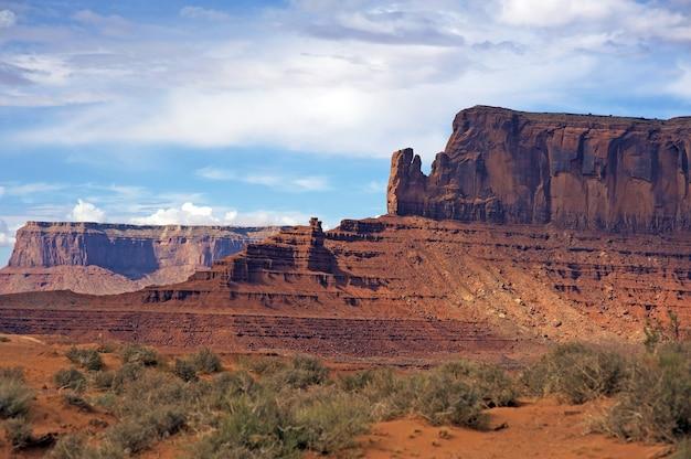 Arizona monuments valley