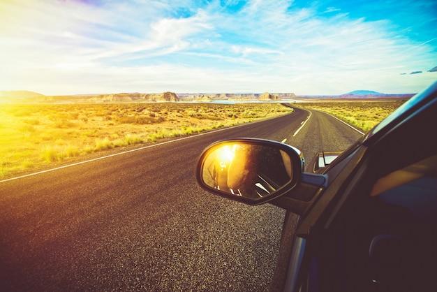 アリゾナ風景ドライブ
