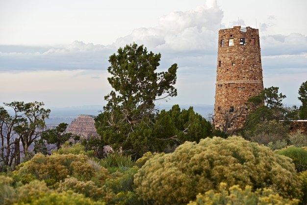 Arizona watch tower