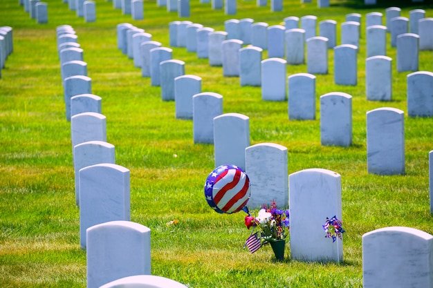 Arlington national cemetery va near washington dc