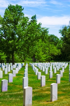 Arlington national cemetery va near washington dc