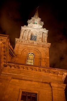 Arlington street church in boston, massachusetts, usa