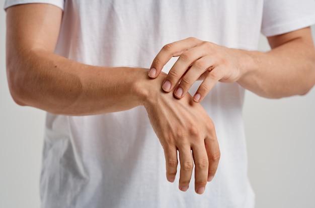 Рука боль суставы проблемы со здоровьем анатомия