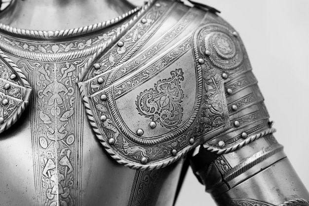 Armour of prince Premium Photo
